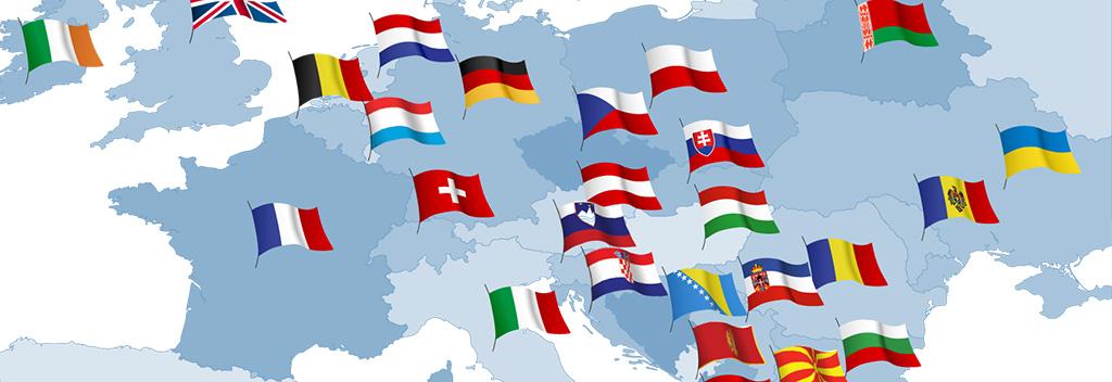 LOGISTIK- DIENSTLEISTUNGEN IN EUROPA